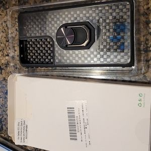 Galaxy S21 ultra phone case and screen protector